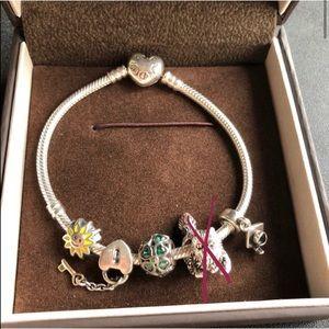 Best 25 Deals For Pandora Bracelet Jewelry Box Poshmark